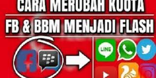 kuota bbm dan fb telkomsel cara mengubah kuota fb dan bbm telkomsel menjadi kuota biasa