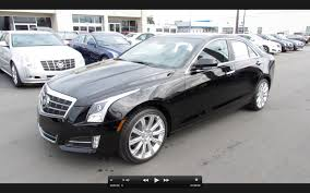 cadillac ats awd review 2013 cadillac ats premium 3 6 2 0t start up exhaust and in