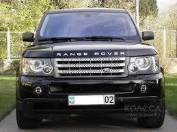 land rover 2007 black ленд ровер рендж ровер спорт доброго времени суток всем