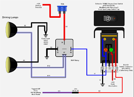 spotlight relay wiring diagram schematics for spotlights agnitum me