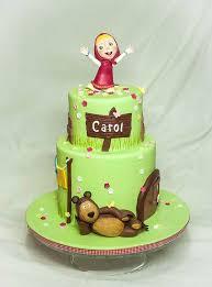 9 masha images cake cake designs masha