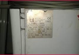 remorque chambre froide occasion chambre froide d occasion 209875 remorque chambre froide humbaur