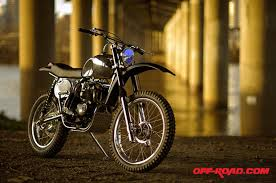 triumph motocross bike the most beautiful triumph dirt bike ever built off road com