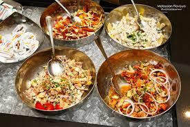 cuisine in kl traditional feast at recipe le meridien kl kl sentral