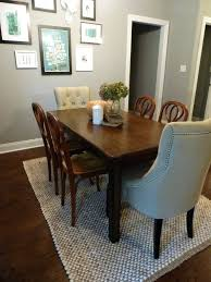 rug under dining table size area rug for dining room table languid info