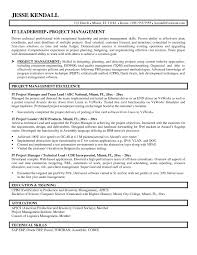 Resume Miami Project Management Buzzwords Resume Resume For Your Job Application