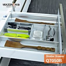 Kitchen Cabinet Divider Organizer Aliexpress Com Buy Kitchen Cabinet Stainless Steel Flatware
