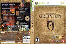 covers box sk oblivion xbox 360 high quality dvd blueray