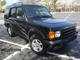lifted land rover discovery land rover discovery 4 0 2000 review specifications and photos