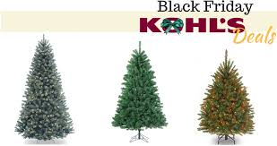 christmas tree deals artificial christmas tree deals from kohl s southern savers