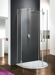 Curved Shower Doors Rounded Shower Door Limette Co