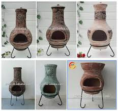 Clay Chiminea Bbq Garden Antique Clay Chiminea Clay Bbq Grill For Garden Decoration