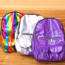holographic bags 2015 new holographic bags large capacity computer package student