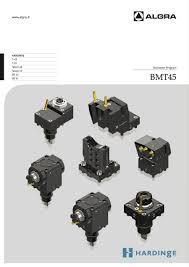 accessories for machine tools meccanica di precisione algra