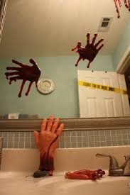 Halloween Bathroom Decor 207 Best Halloween Bathroom Decor Images On Pinterest Halloween