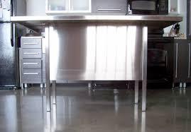 lafayette stainless steel top kitchen island u2022 kitchen island