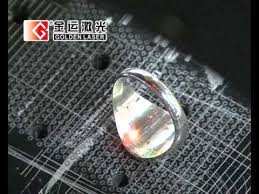 Jewelry Engraving Machine Metal Laser Engraving Machine For Ring Jewelry Youtube