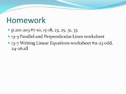 equations of lines in the coordinate plane ppt video online download