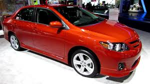 2013 toyota corolla special edition s exterior and interior