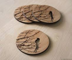 image result for wooden laser cut decoration pa winter