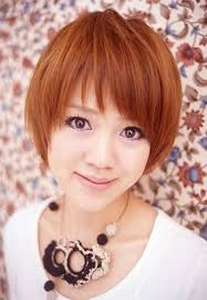copper and brown sort hair styles short hairstyles for asian women short hairstyles 2016 2017