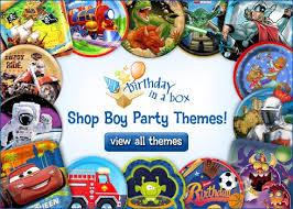 birthday themes for boys boys birthday collections and ideas for boys