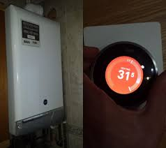 installing a heating thermostat hephh com coolers devices u0026 air