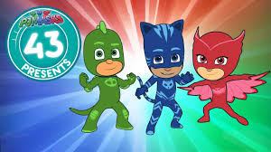 pj masks creation 43 cartoon reveals 2017