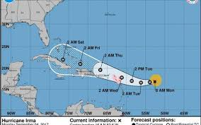 Margate Florida Map by South Florida Threat From Hurricane Irma Is Gradually Increasing