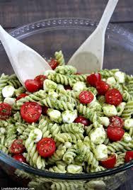pasta salad pesto pesto pasta salad love to be in the kitchen