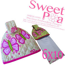 machine embroidery designs for kitchen towels kitchen design