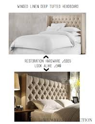 Hardware For Bedroom Furniture by The Wells Collection Restoration Hardware Looks For Way Less