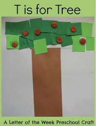free letter t craft kids preschool crafts
