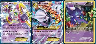Seeking Season 1 Mega 200 Damage Mega Mewtwo Deck With Promo Sableye And Item Seeking