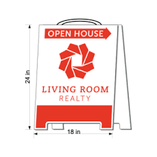 livingroom realty real estate catalogs buz white screenprint