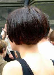 graduated short bob hairstyle pictures pictures of stacked haircuts back and front when com image