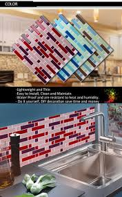 Vinyl Wall Tiles For Kitchen - vinyl kitchen self adhesive wall tile washable kitchen wall