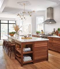 11 stunning farmhouse kitchens that will make you want wood