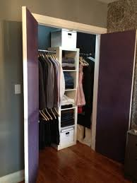 Organizing Bedroom Closet - master bedroom closet part 2 storefront life