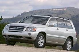 toyota highlander towing 2007 toyota highlander hybrid towing capacity specs view