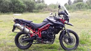 triumph tiger 800 xc se 800 cm 2014 oulu motorcycle nettimoto