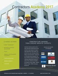 Construction Estimating Classes by Contractors Academy