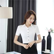 business blouses ol styles 2018 summer sleeve blouses shirts business work