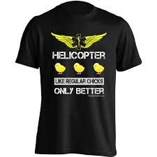 ems helicopter and ems wings t shirt products
