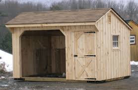 Barn Kits California Run In Sheds Horse Shelters Run In Sheds For Horses