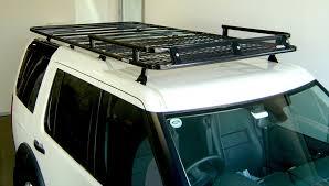 nissan pathfinder roof rack tradesman oval alloy roof rack