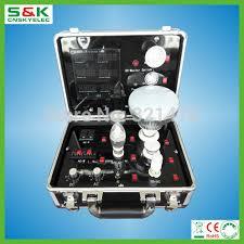 led demo test portable led suitcase light bulb tester on