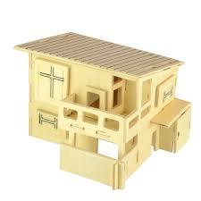Kids Wood Crafts - aliexpress com buy starz 3d wooden wateitaku house puzzles toys