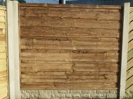 wooden featheredge u0026 trellis fence panels george hill timber