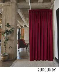 Room Separator Curtains Premium Blackout Room Divider Curtains